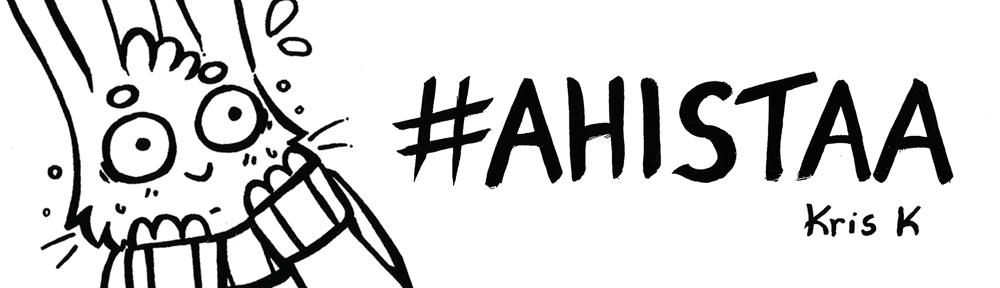 #ahistaa